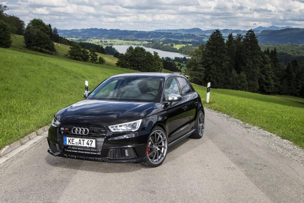ABT Audi S1 y sus 310 CV: pequeñito, pero matón