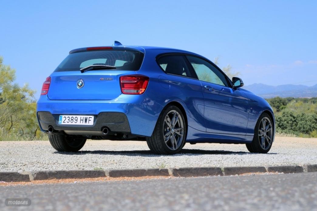 BMW M135i (II): Diseño exterior e interior, habitabilidad y maletero