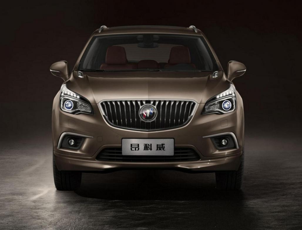 Buick Envision, un nuevo SUV exclusivo para China