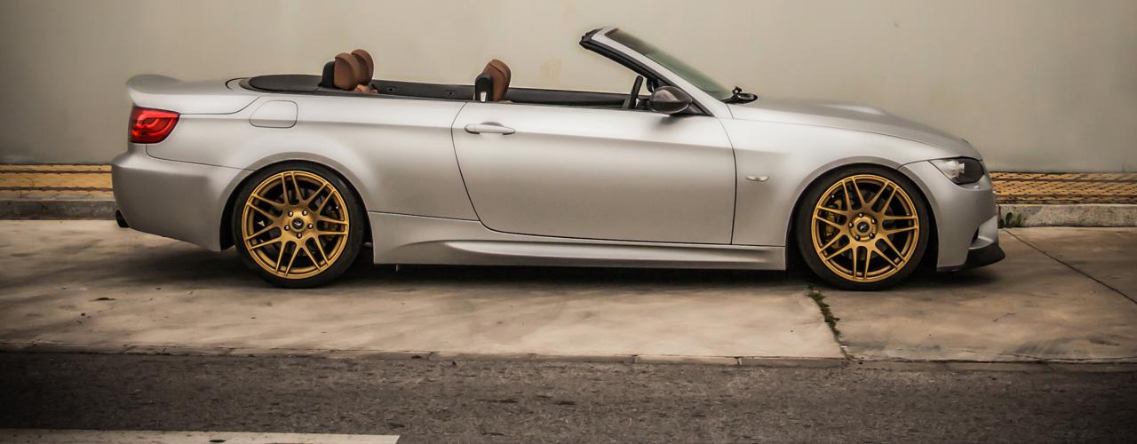 BMW 335i GTR 420cv por GTRAutoparts