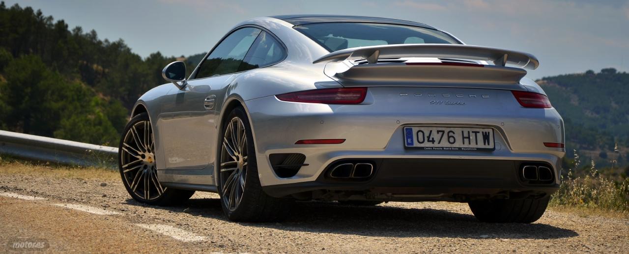 Porsche 911 Turbo (I): Gama, precio y equipamiento