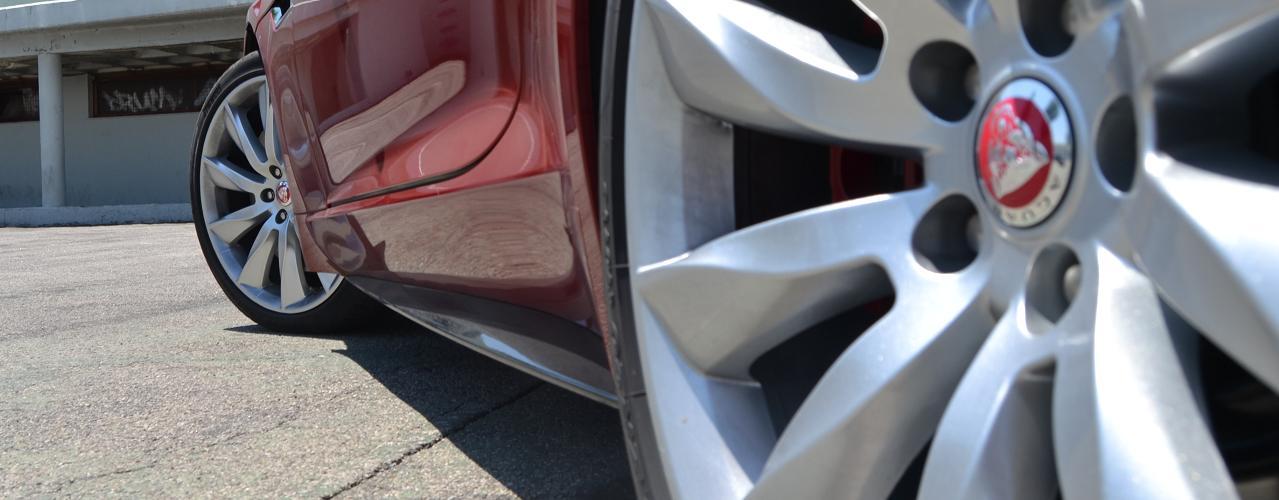 Prueba Jaguar F-Type R Coupé (III): conducción