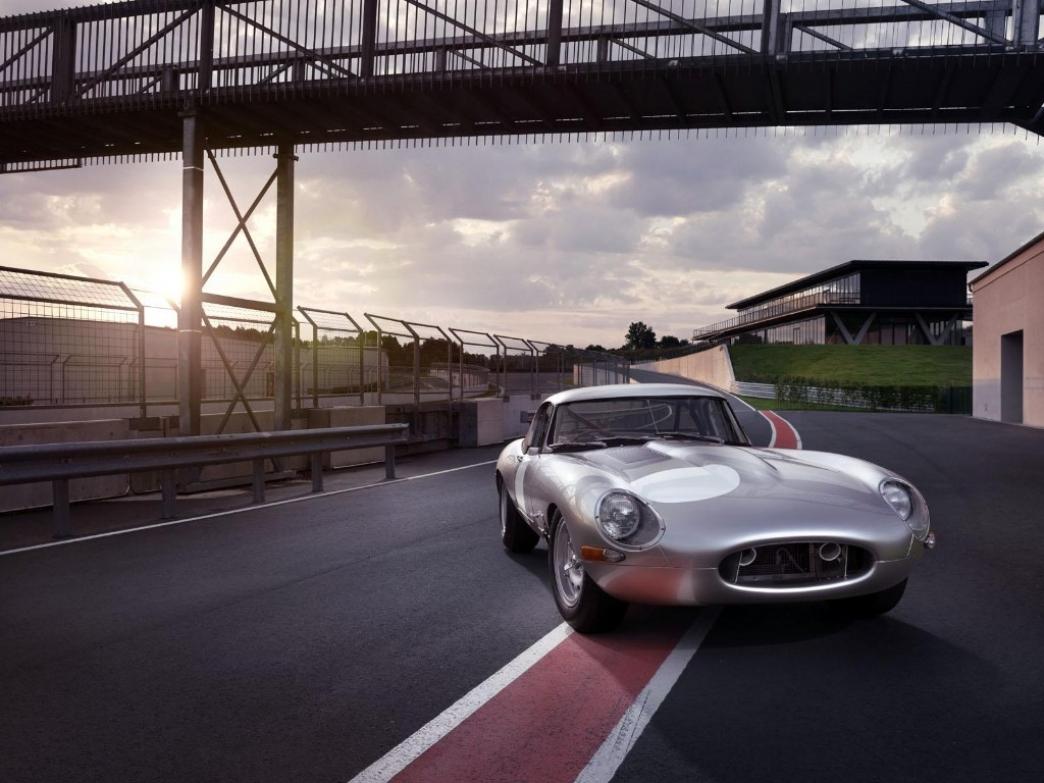 Jaguar E-Type Lightweight, un clásico por excelencia vuelve al presente
