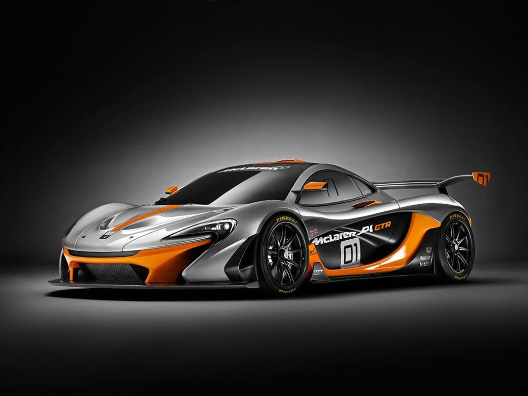McLaren P1 GTR, para los clientes más exclusivos del mundo