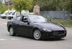 Alfa Romeo Giulia 2015, primeras fotos espía de su interior y exterior