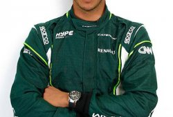 André Lotterer pilotará con Caterham en Bélgica sustituyendo a Kobayashi
