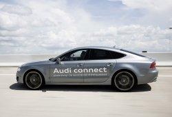 Audi prueba su conducción pilotada por las carreteras de Florida