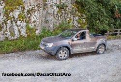Dacia Duster, ¿nuevo pick-up en su gama?