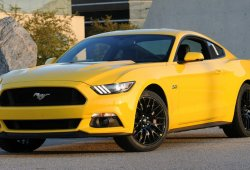 El Ford Mustang 2015 empieza a fabricarse para Norteamérica
