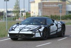 Ferrari 458 M 2015, renovación ¿con nuevo motor V8 turbo?