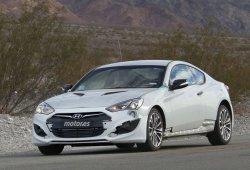 Hyundai Genesis Coupé 2016, la nueva generación en camino