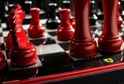 Juegos de mesa de Ferrari: hasta 1.488 € por un ajedrez o el mahjong
