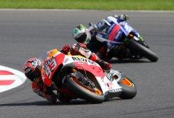 Márquez gana la undécima tras duelo con Lorenzo