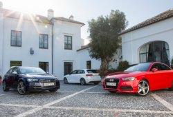 Menos consumo y más potencia para los motores del Audi A3