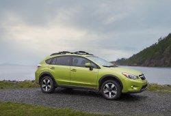 Subaru basará todos sus modelos en una plataforma