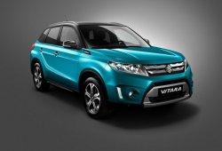 Suzuki Vitara, nuevo SUV de la marca japonesa