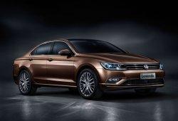 Volkswagen Lamando, China estrena el 'New Midsize Coupe' de producción