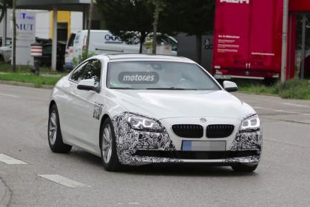 El BMW Serie 6 prepara su restyling