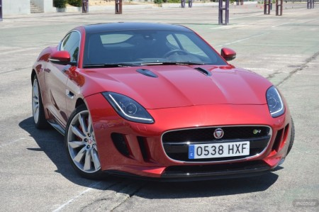 Prueba Jaguar F-Type R Coupé (I): exterior