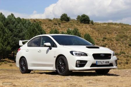 Prueba Subaru WRX STi: Introducción (I)