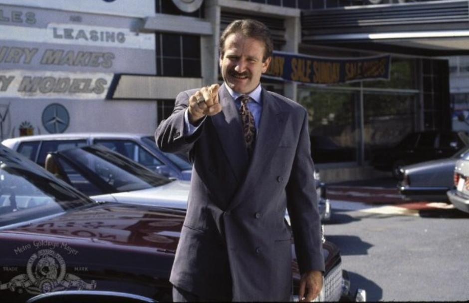 Muere el actor Robin Williams, el mejor vendedor de Cadillac del mundo