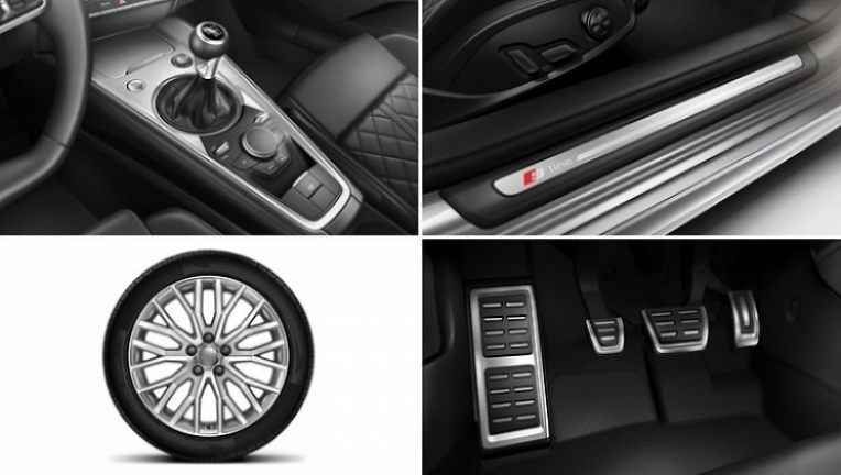 Precios Audi TT Coupé 2014