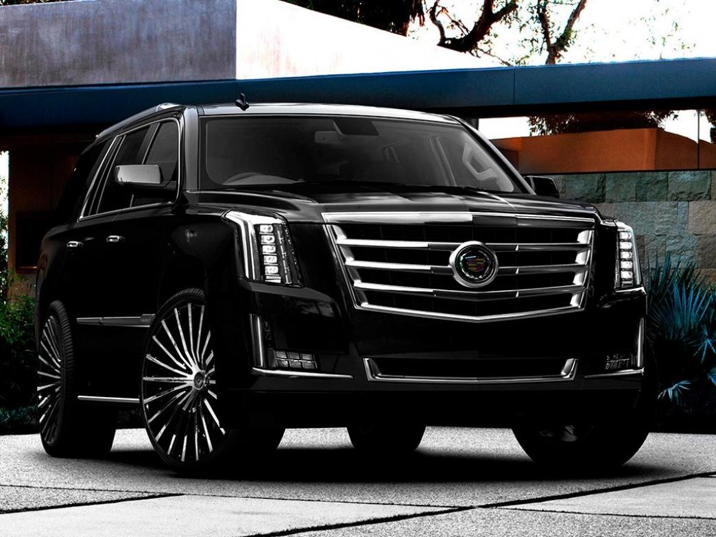 Cadillac Escalade Lexani, el lujo por el lujo