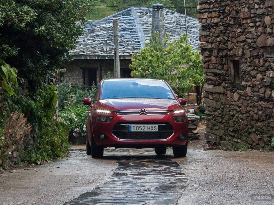Citroën C4 Picasso BlueHDi 150 Exclusive (III): Prueba dinámica, valoraciones y conclusiones
