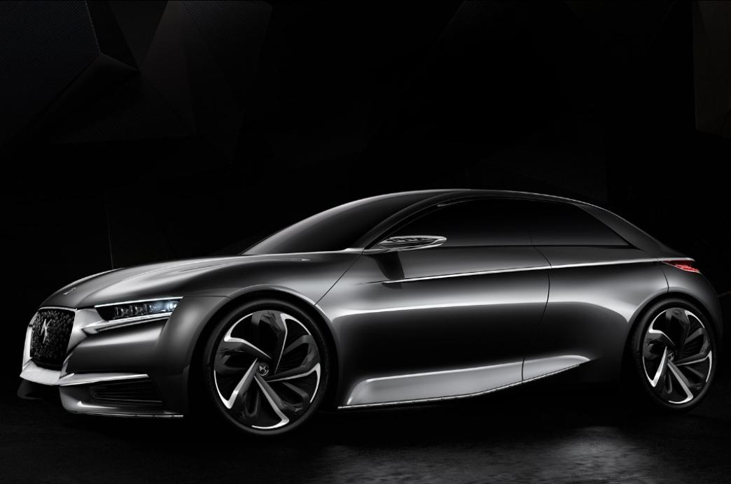 Citroën DS Divine Concept, todo el protagonismo para la marca DS