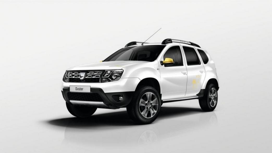 Dacia presentará ediciones especiales de los Sandero y Duster en París