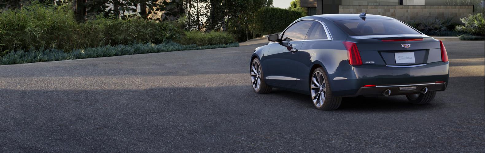 Cadillac ATS Coupe 2015, presencia y potencia unida