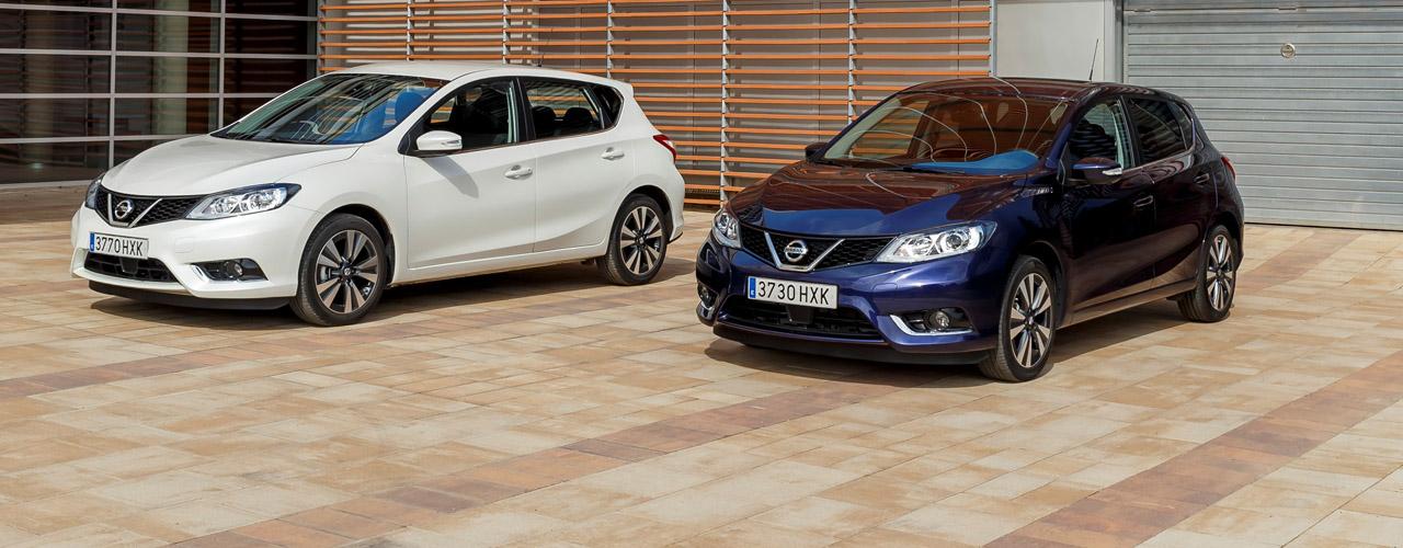 Nissan Pulsar (II): diseño exterior, interior y habitabilidad