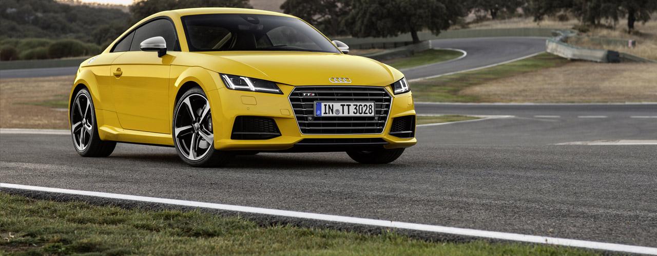Nuevo Audi TTS con 310 cv, datos e info.