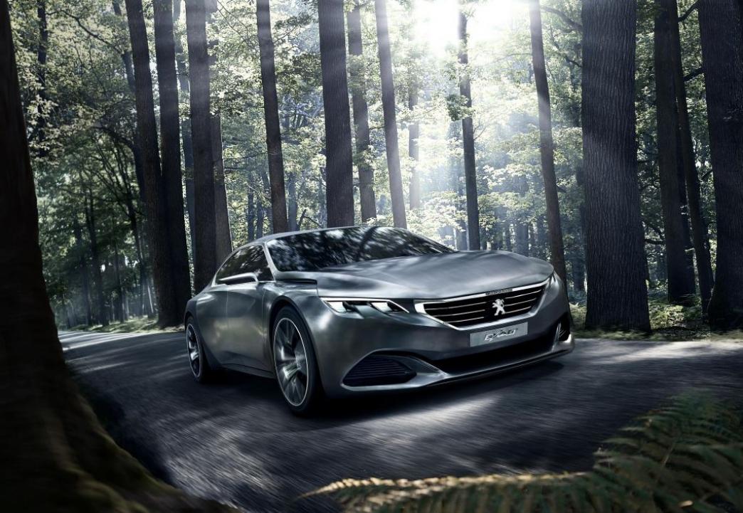 El Peugeot Exalt Concept se renueva para París