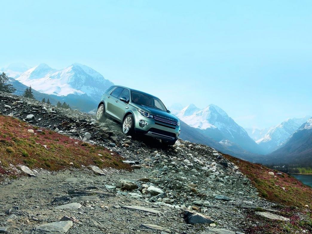 Land Rover Discovery Sport, un nuevo descubrimiento (con vídeo)