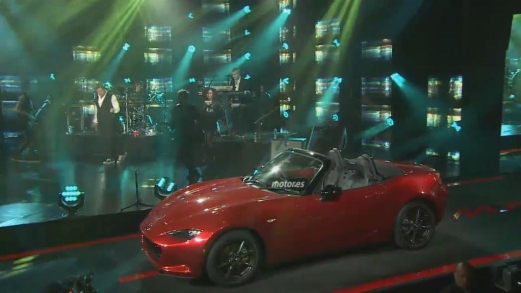 Mazda MX-5 2015, este es su aspecto definitivo