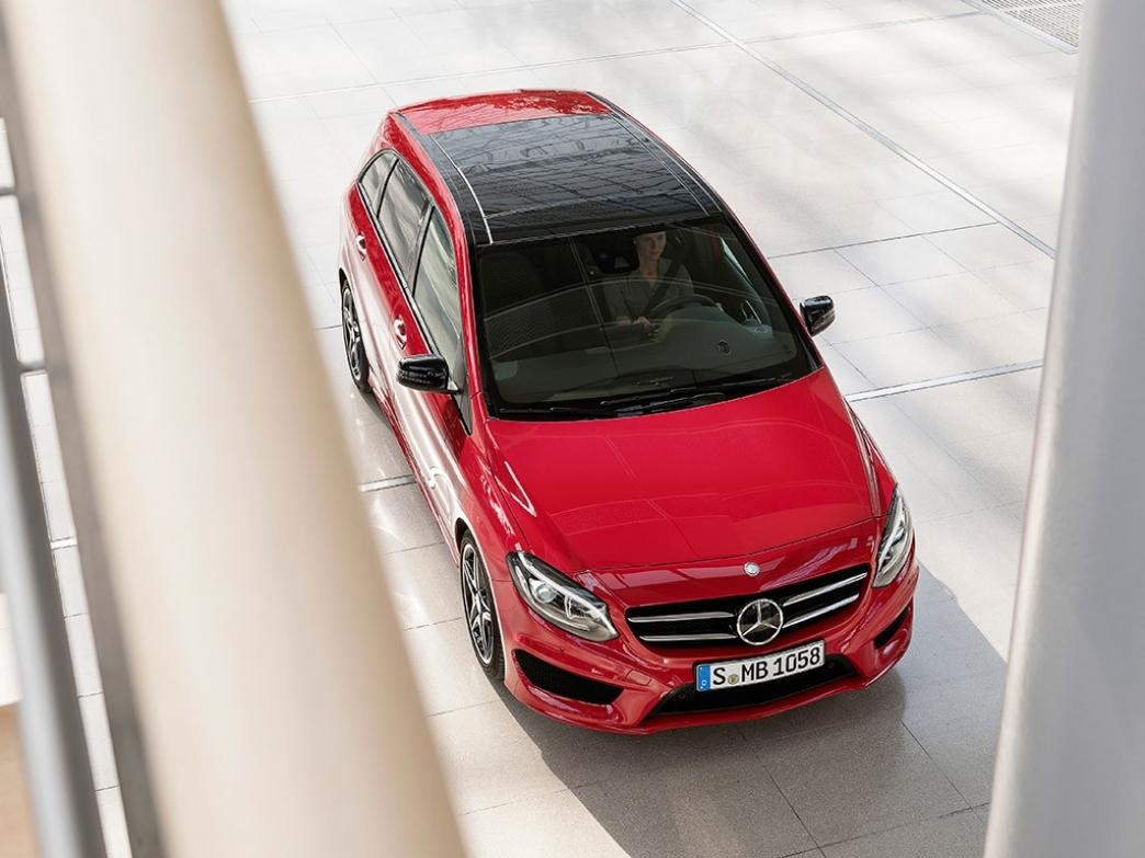 Mercedes Clase B 2015, actualización para un pionero de la marca