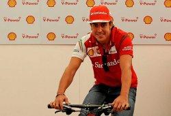 Alonso se asocia a un grupo inversor árabe para sacar adelante su equipo ciclista