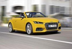 Audi TT Roadster y TTS Roadster 2014, diversión para dos desde 44.500 euros