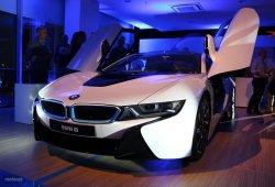 BMW prepara un deportivo radical basado en el i8 para celebrar su centenario