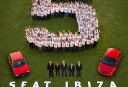 Cinco millones de Seat Ibiza fabricados y curiosidades que no sabías