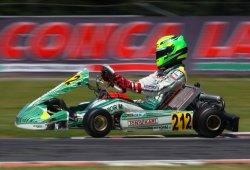 El hijo de Michael Schumacher se proclama subcampeón del mundo de karting