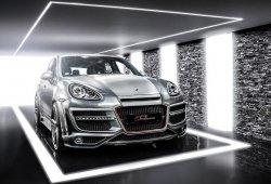 El Porsche Cayenne pasa por las manos de CT Exclusive