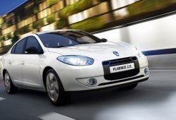 El Renault Fluence Z.E. se seguirá vendiendo en China