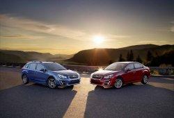 El Subaru Impreza recibe mejoras estéticas y técnicas