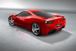 Ferrari 458 Italia, a revisión por riesgo de quedar encerrado en el maletero