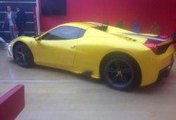 Ferrari 458 Speciale Spider, primeras imágenes filtradas