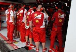 Ferrari: Objetivo tercer puesto