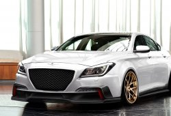 Hyundai Génesis ARK Performance, ¿locura o genialidad?