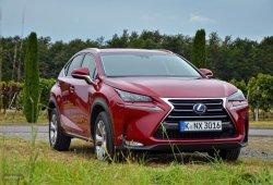Lexus NX 300h, presentación: Comportamiento dinámico, conclusiones y valoración